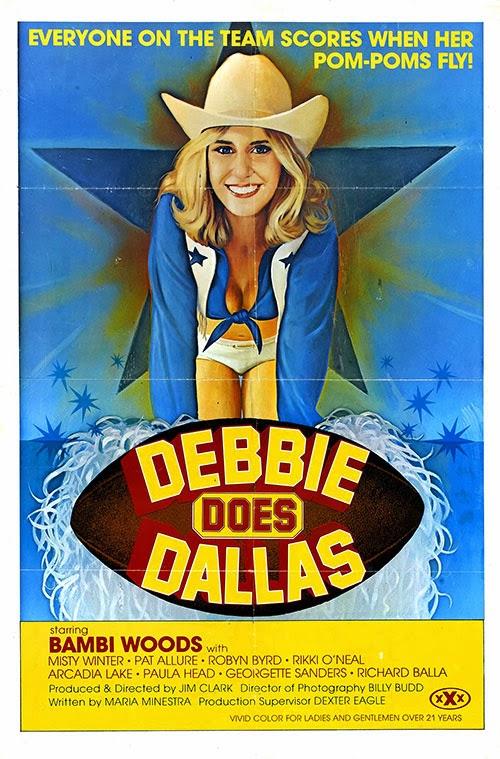 Debbie Does Dallas (1978) - original poster