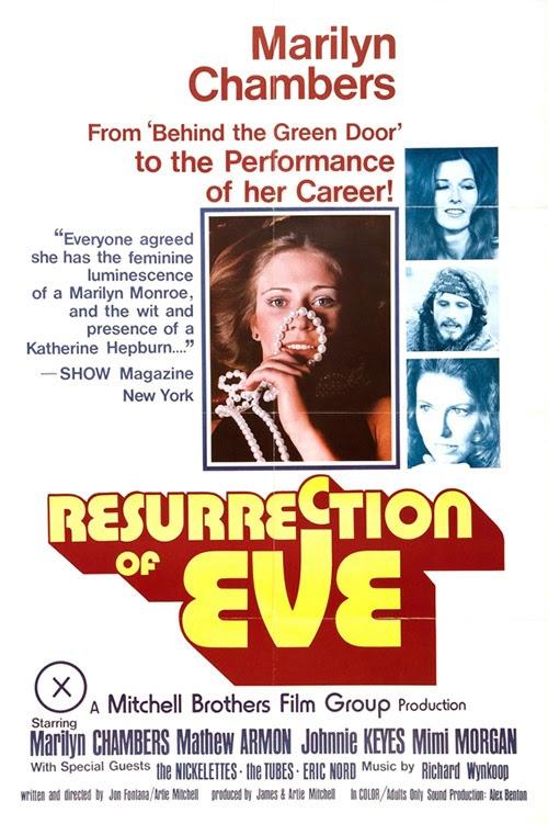 Resurrection of Eve (1973) - original poster - vintagepornfun.com