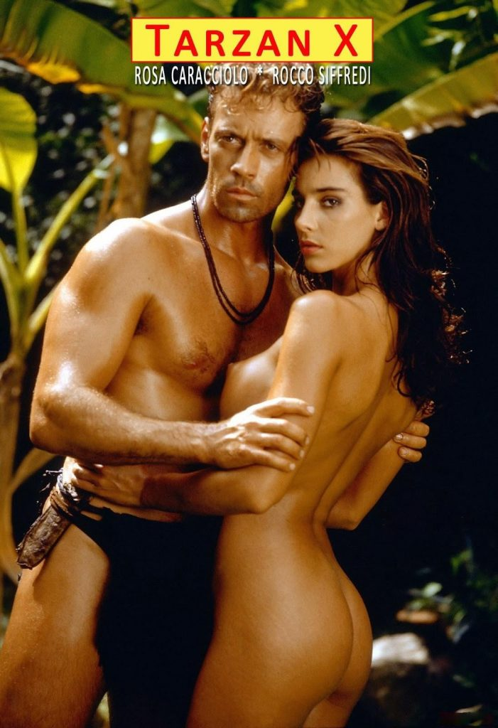 Tarzan-X: Shame of Jane (1994) - original poster