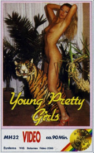 Cuisses Infernales : Young Pretty Girls : Infernalische Schenkel (1978) - original poster - vintagepornfun.com