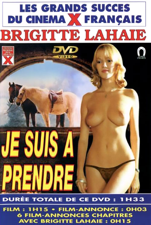 Je Suis A Prendre : I'm Yours to Take (1978) - original poster - vintagepornfun.com