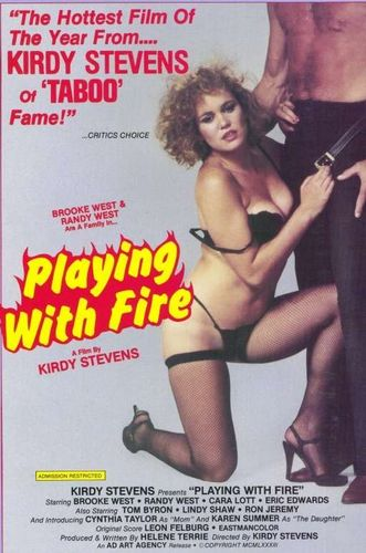 Playing with Fire (1987) - Full Vintage Classic Porn Movie