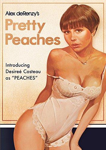Pretty Peaches 1 (1978) - original poster - vintagepornfun.com
