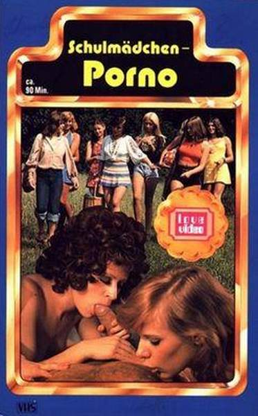 Schulmädchen Porno : Teenage Games (1976) - original poster - vintagepornfun.com