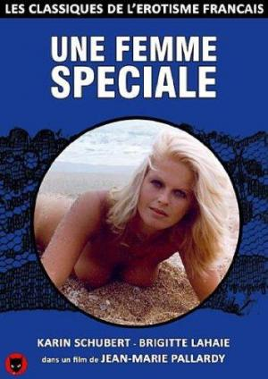 Une Femme Speciale : A Very Special Woman (1979) - Original Poster - vintagepornfun.com