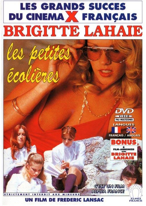 Les Petites Ecolieres : Little Schoolgirls : French Sex Lessons (1980) - Original Poster - vintagepornfun.com