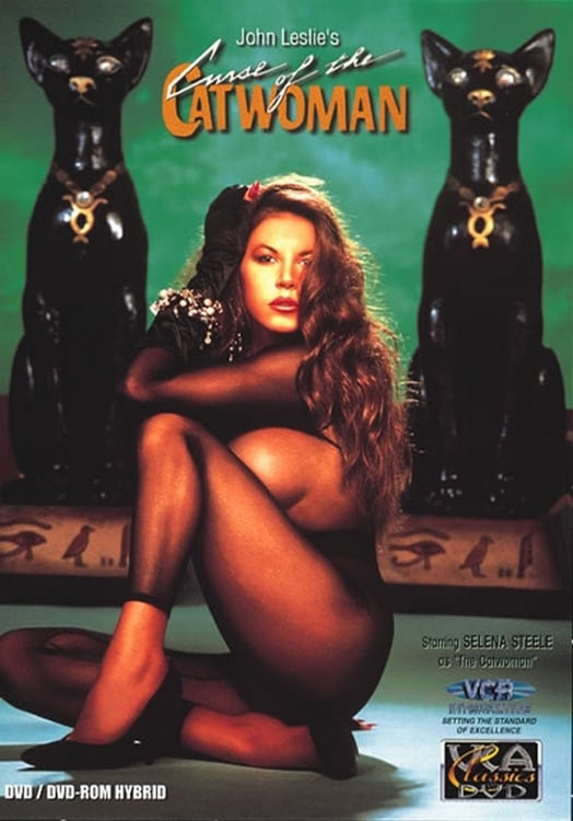 Curse of the Cat Woman (1991) - Original Poster