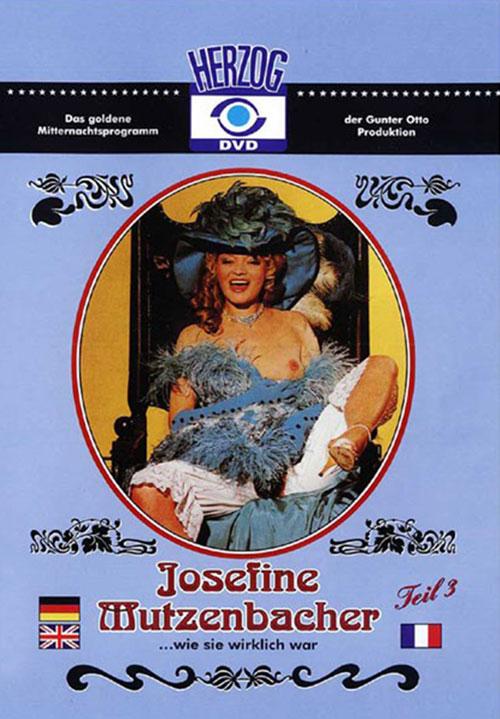 Josefine Mutzenbacher – Wie sie Wirklich war: 3. Teil : The Way She Was - original poster - vintagepornfun.com