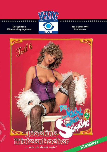 Josefine Mutzenbacher – Wie sie Wirklich war: 6. Teil (1984) - original poster - vintagepornfun.com