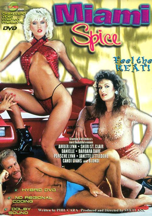 Miami Spice (1986) - Original Poster