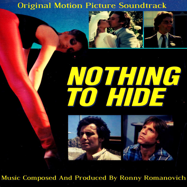 Nothing To Hide (1981) - original poster - vintagepornfun.com