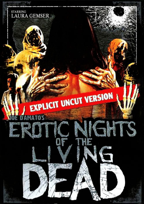 Erotic Nights of the Living Dead (1980) - Full Vintage XXX Horror Movie