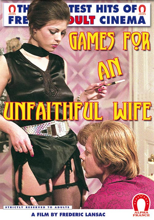 Games for an Unfaithful Wife : Blue Ecstasy (1976) - Original Poster - vintagepornfun.com