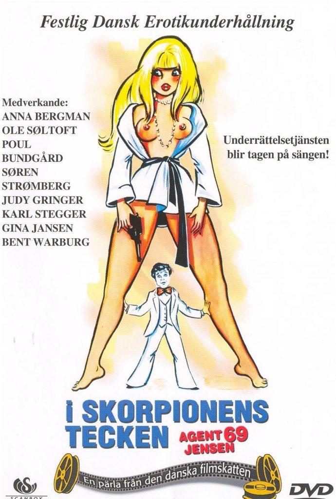 I Skorpionens Tegn (1977) - original poster - vintagepornfun.com