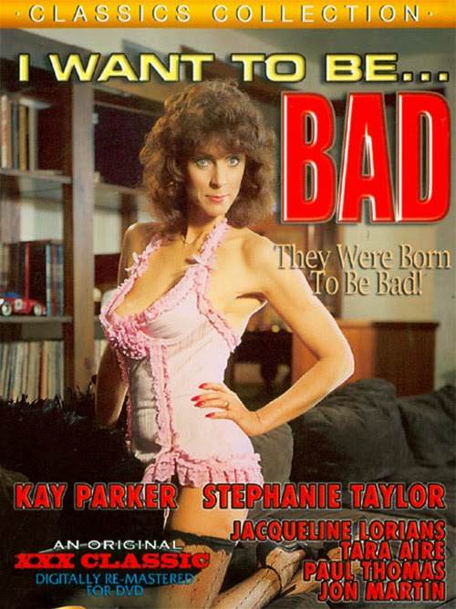 I Want To Be Bad (1984) - original poster - vintagepornfun.com