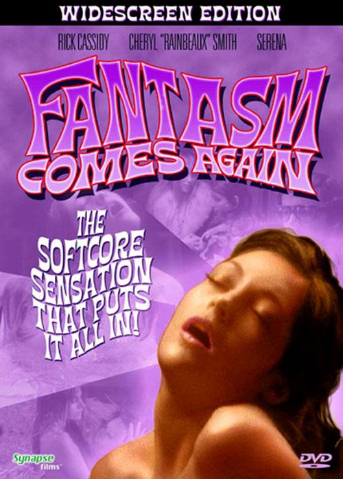 Fantasm Comes Again (1977) - Original Poster - vintagepornfun.com