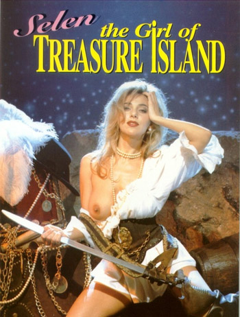 Selen Nell'isola Del Tesoro : Selen the Girl of Treasure Island (1998) - Original Poster - vintagepornfun.com