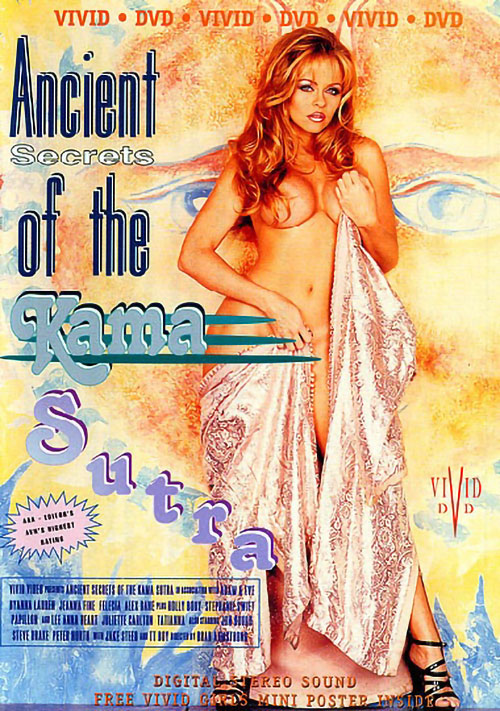 Ancient Secrets of the Kama Sutra (1996) - Original Poster - vintagepornfun.com