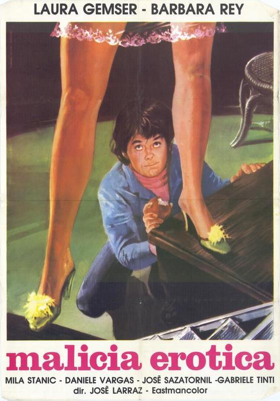 ...And Give Us Our Daily Sex : El Periscopio (1979) - Original Poster - vintagepornfun.com
