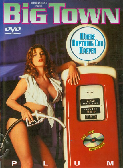 Bigtown: Where Anything Can Happen (1994) - Original Poster - vintagepornfun.com