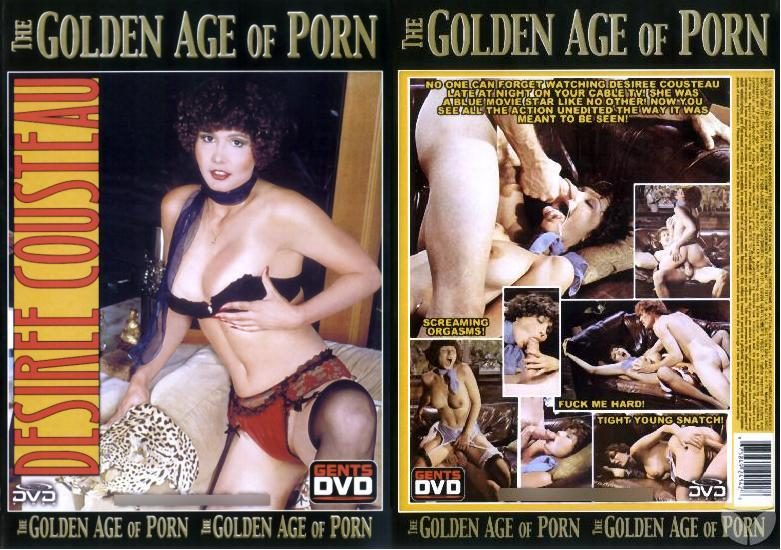 The Golden Age of Porn Series – Desiree Cousteau - Original Poster - vintagepornfun.com