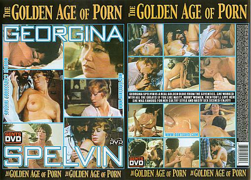 The Golden Age of Porn Series – Georgina Spelvin - Original Poster - vintagepornfun.com