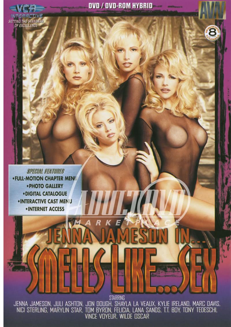 Smells Like Sex (1995) - Original Poster - vintagepornfun.com