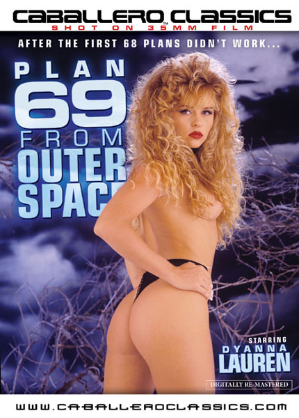 Plan 69 From Outer Space (1993) - Original Poster - vintagepornfun.com