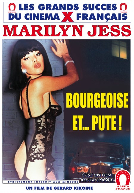 Bourgeoises Et… Pute! : Young, Wild and Crazy (1982) - Original Poster - vintagepornfun.com