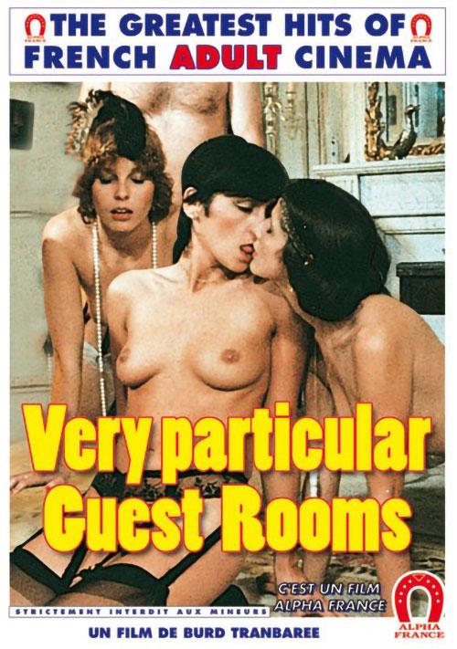 Chambres D'Amis Très Particulières (1983) - Original Poster - vintagepornfun.com
