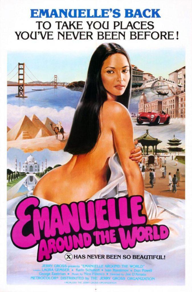 Emanuelle Around the World (1977) - Best Vintage Softcore Movie