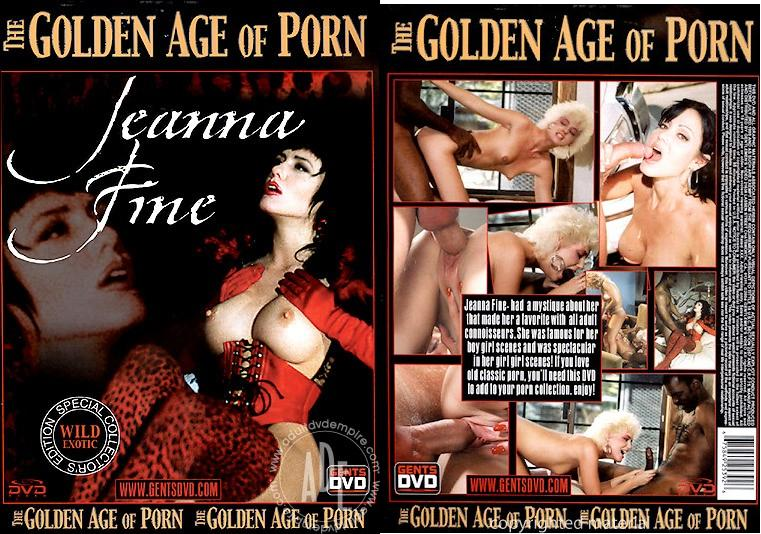 The Golden Age of Porn Series – Jeanna Fine - Original Poster - vintagepornfun.com