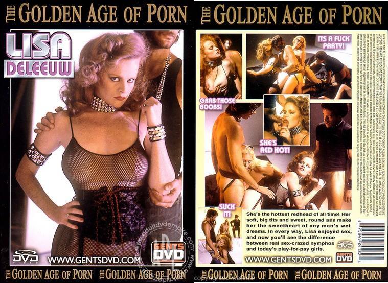 The Golden Age of Porn Series – Lisa Deleeuw - Original Poster - vintagepornfun.com