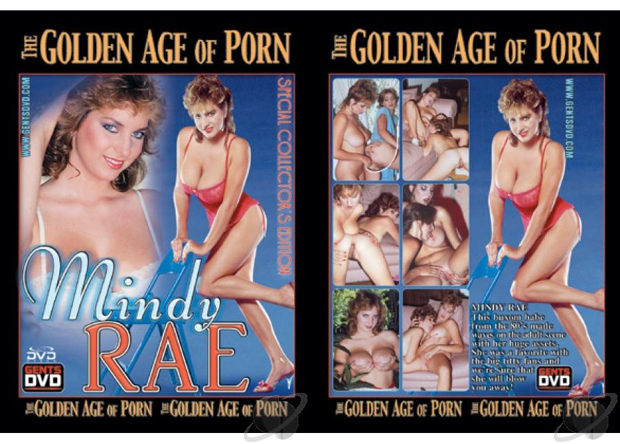 The Golden Age of Porn Series – Mindy Rae - Original Poster - vintagepornfun.com