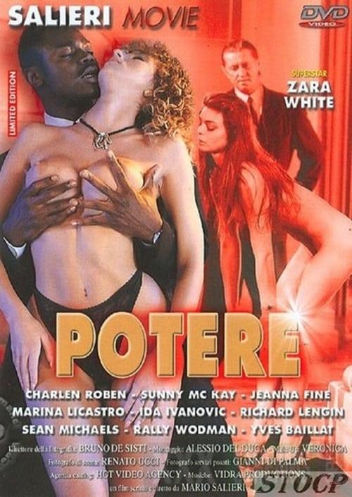 Potere : Stairway to Heaven (1991) - Original Poster - vintagepornfun.com
