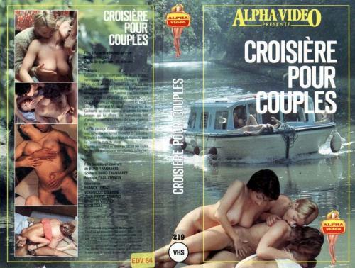 Croisière Pour Couples Echangistes (1980) - Original Poster - vintagepornfun.com