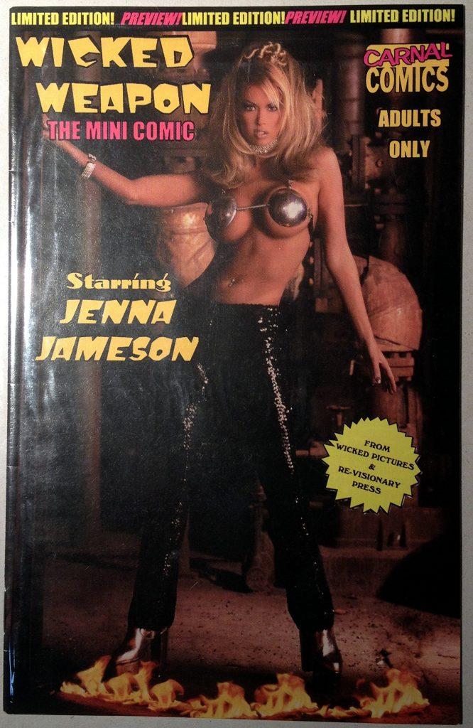 Wicked Weapon (1998) - American Sci-Fi Retro Porn Movie