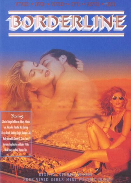 Borderline (1995) - Original Poster - vintagepornfun.com