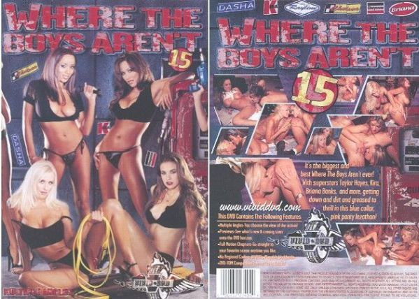 Where the Boys Aren't 15 (2001) - American Retro Lesbian Flick
