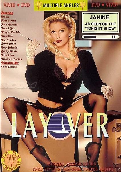 Layover (1995) - Original Poster - vintagepornfun.com