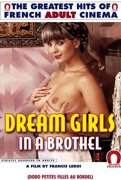 Dodo Petites Filles Au Bordel (1980) - Original Poster - vintagepornfun.com