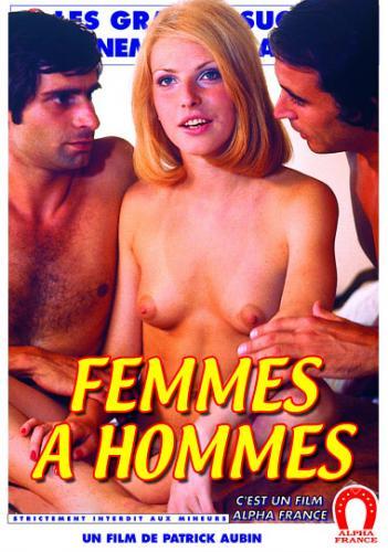 Femmes A Hommes : Le Bouche-Trou (1976) - Original Poster - vintagepornfun.com