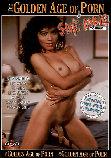 The Golden Age of Porn Series – She Male Porn Volume 1 – TS Legends