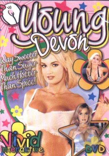 Young Devon (2001) - Original Poster - vintagepornfun.com