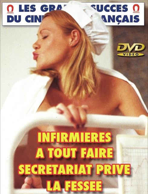 Infirmieres A Tout Faire : Sex Nurses (1979) - French Vintage XXX Movie