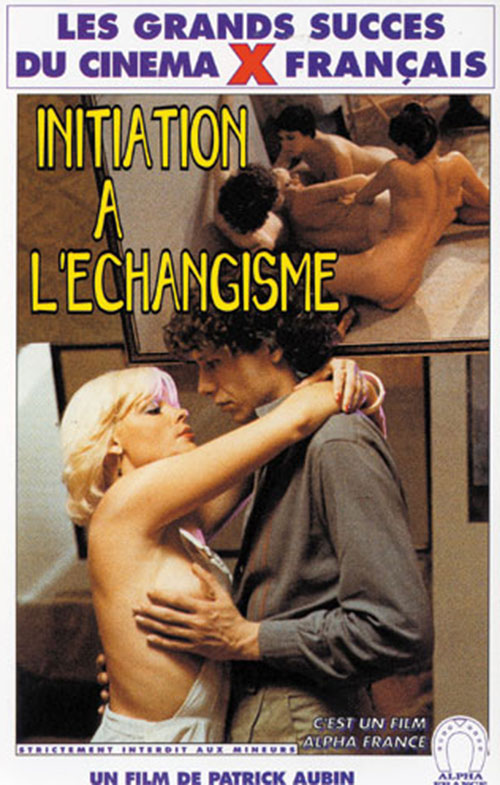 Initiation A L'Echangisme : Shared with Strangers (1980) - Original Poster - vintagepornfun.com