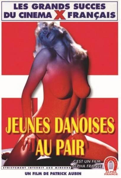 Jeunes Danoises Au Pair (1983) - Original Poster - vintagepornfun.com