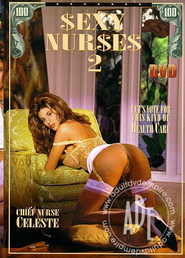 Sexy Nurses 2 (1994) - Original Poster - vintagepornfun.com