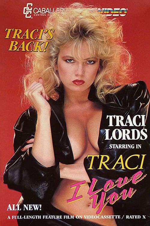 Traci, I Love You (1987) - Original Poster - vintagepornfun.com