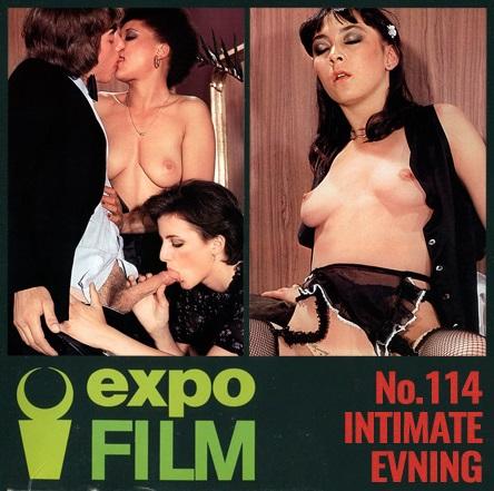 Color Climax – Expo Film No. 114 – Intimate Evening - Original Poster - vintagepornfun.com